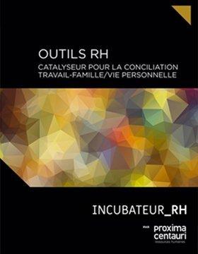 couverture livre catalyseur pour la conciliation travail-famille/vie personnelle