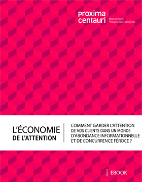 eBook - l'économie de l'attention