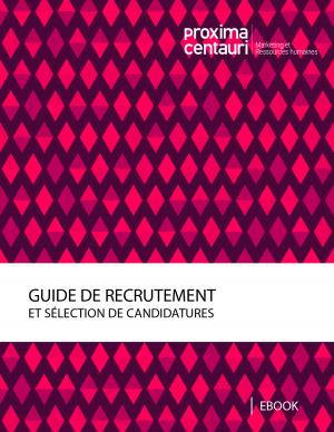 eBook - guide de recrutement et sélection de candidatures