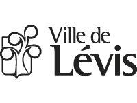 logo Ville de Lévis - client Proxima Centauri